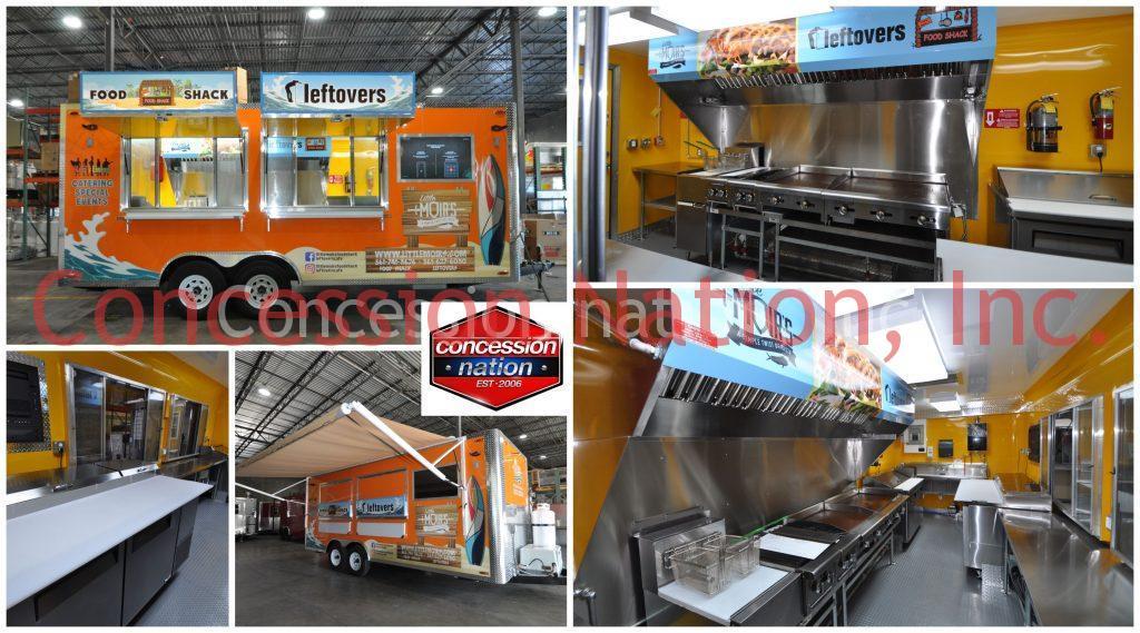 Food Truck Interiors Food Truck Interior Design Concession Nation