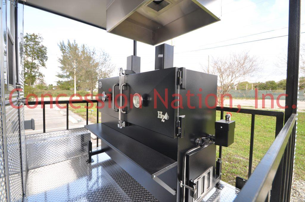 Www Trucks For Sale >> BBQ Smoker Concession Trailers For Sale | Concession Nation