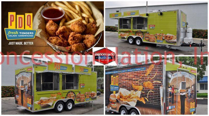 Food Truck Franchises Mobile Food Business Concession Nation