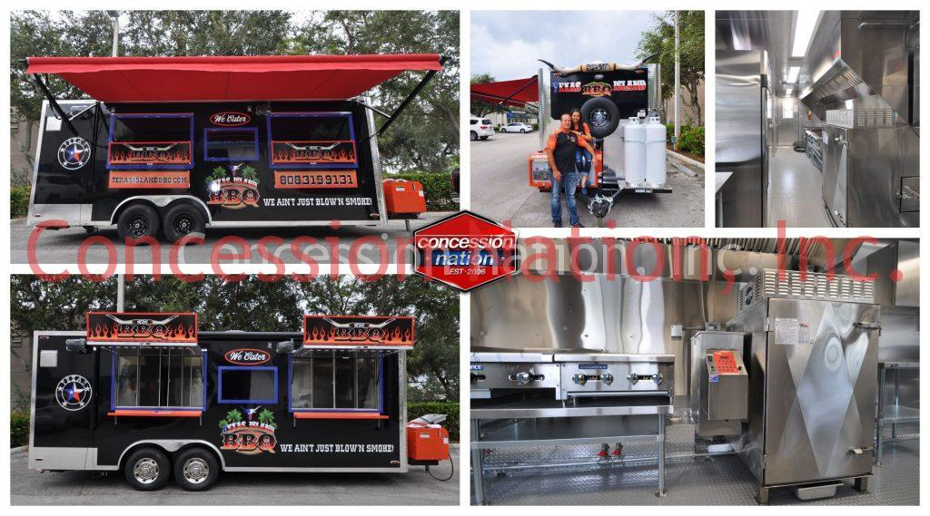 Smoker trailers texas