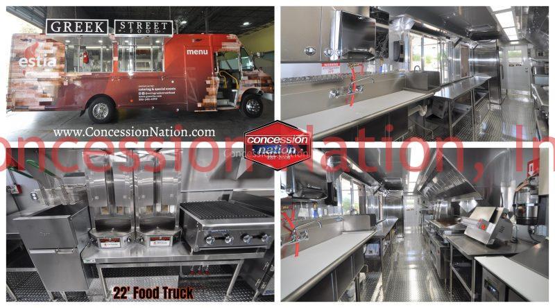 Estia Greek Street Foods_Greek Food Trucks