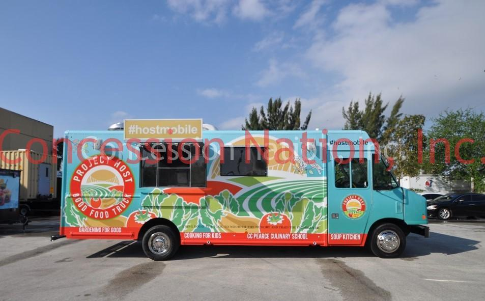 Project Host Food Truck