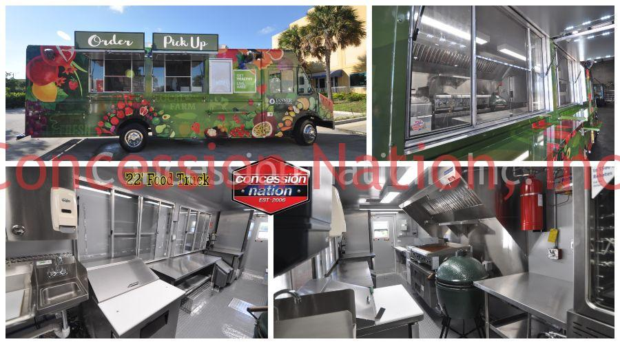 Tanner Health Food Truck